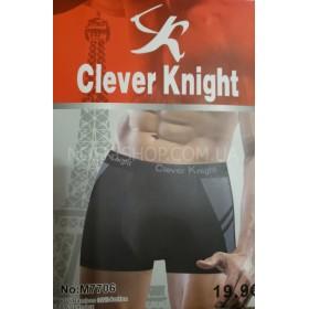 """Боксёры """"Clever Knight""""-(Слава) 7706 bamboo-cotton, р. ХL, XXL, XXXL, ХXXXL- ростовка 8 шт."""