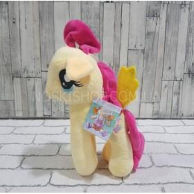 """Мягкая игрушка """"Желтая пони"""""""