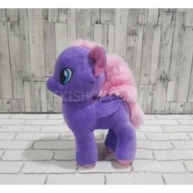 """Мягкая игрушка """"Фиолетовая пони"""""""