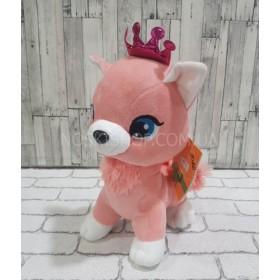 """Мягкая игрушка """" Розовый котик"""", Копиця"""