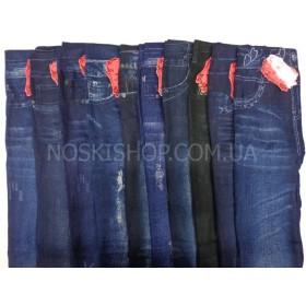 """Лосины- Джеггинсы """"Classic wear"""" 1807 бесшовные, под джинсы р. 48-52 модели в широком ассортименте"""