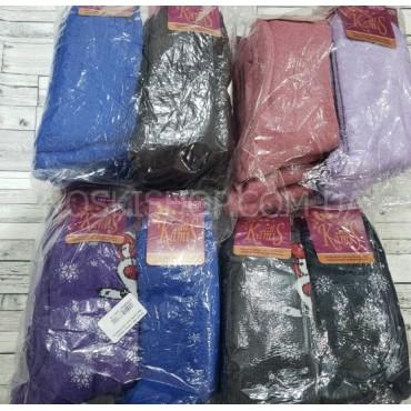 """Носки Червоноград """"Камис"""" махровые  жен. (высокие) р. 23-25 -ассорти -(две расцветки в упаковке) -микс в широком ассортименте"""