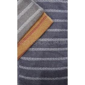 Полотенце 7560-800 кухонное махровое, размер 50*25 уп. 20 шт (полоски орнаментом)