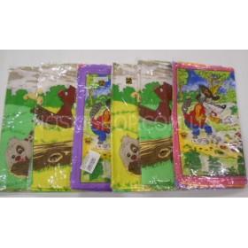 Носовой платок детский G247 р. 25*25 хлопок, расцветки в широком ассортименте