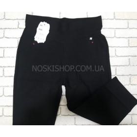 """Бриджи """"BLACK CYCLONE"""" W1081 стрейч, спереди и сзади карманы, р. L/XL-(48-50) -(черные)"""