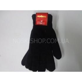 """Перчатки универсальные """" Монтаж"""" (красная этикетка), уп. 10 пар, чёрные"""